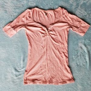 🎀 Old Navy Ribbed Tee